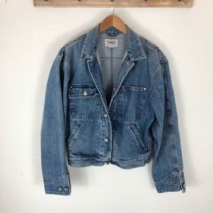 Vintage Polo by Ralph Lauren Tapered Denim Jacket